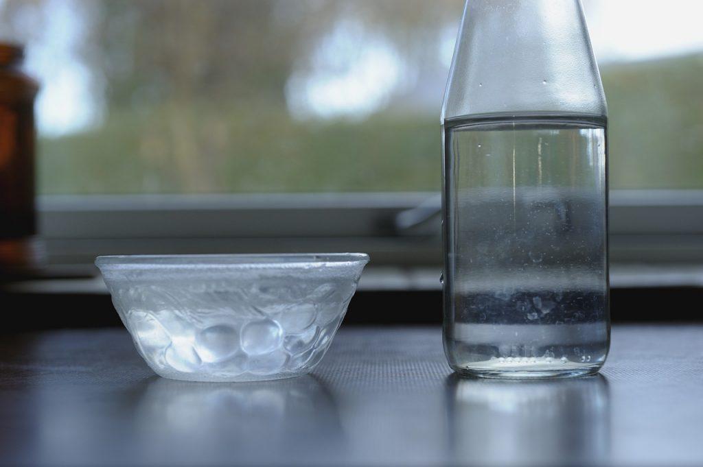 zdravá voda